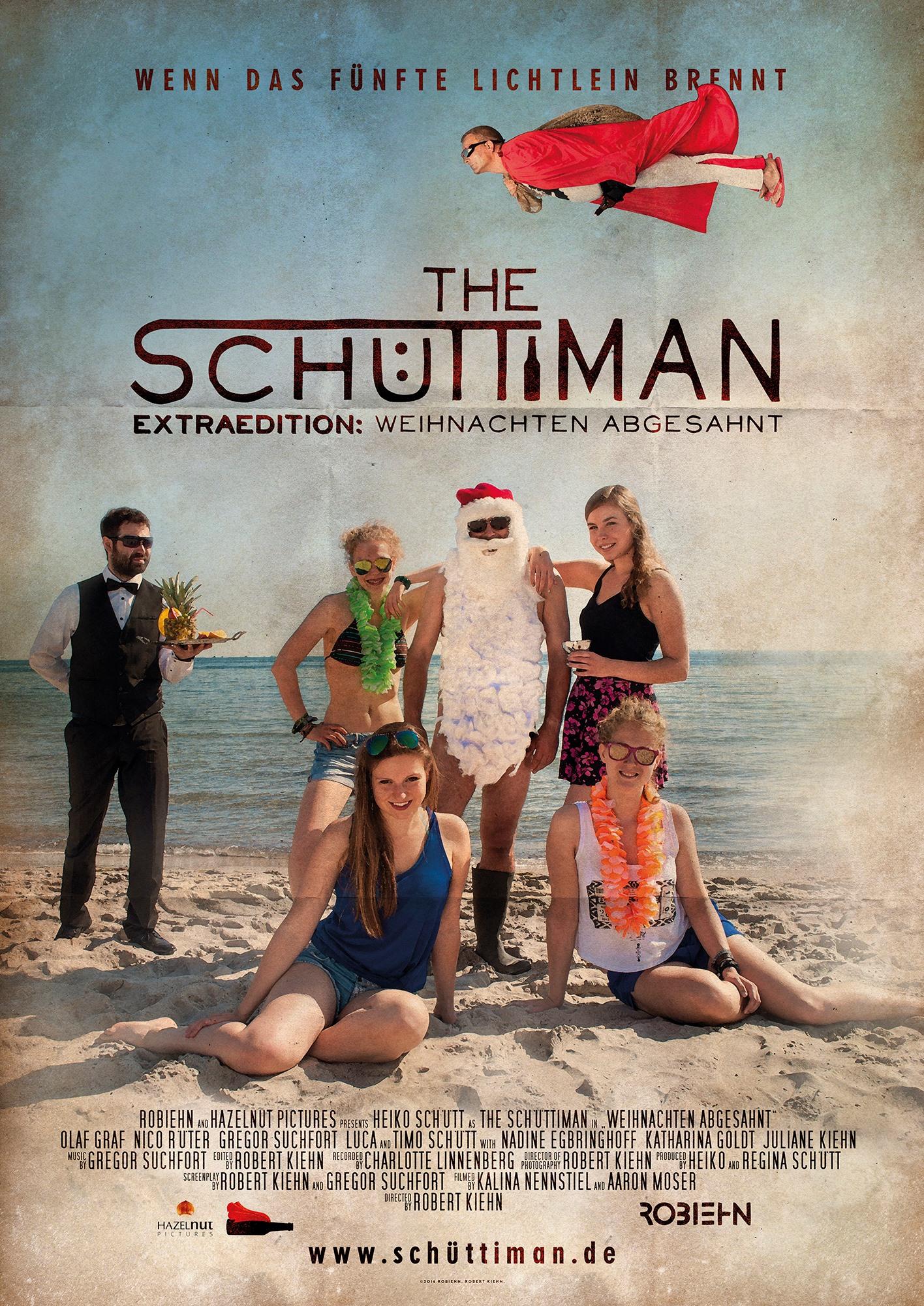 The Schüttiman - Extraedition: Weihnachten abgesahnt